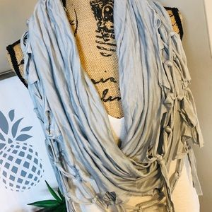 Accessories - Jersey knot Infinity Scarf